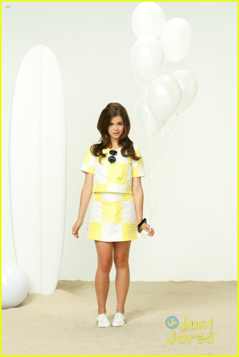 maia mitchell garrett clayton 60s inspired teen beach movie fashion shoot 05.