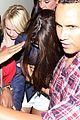 Ash-exit ashley benson selena gomez birthday party exit 14