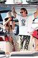Hudgens-camila vanessa hudgens bikini boat ride with camila morrone 01