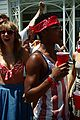 Swift-fourth taylor swift bikini babe at fourth of july party 12