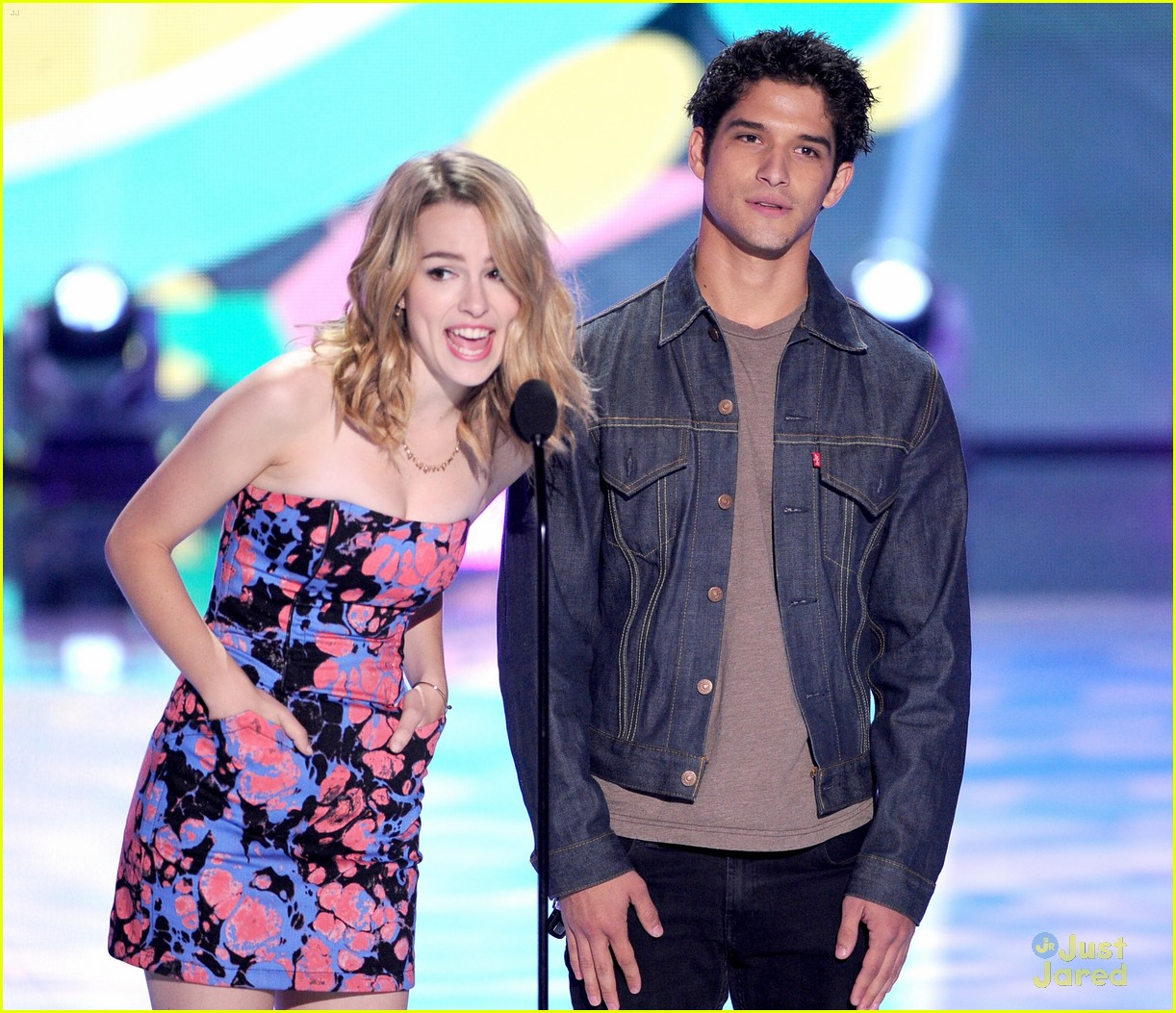 bridgit mendler teen choice awards 2013 06