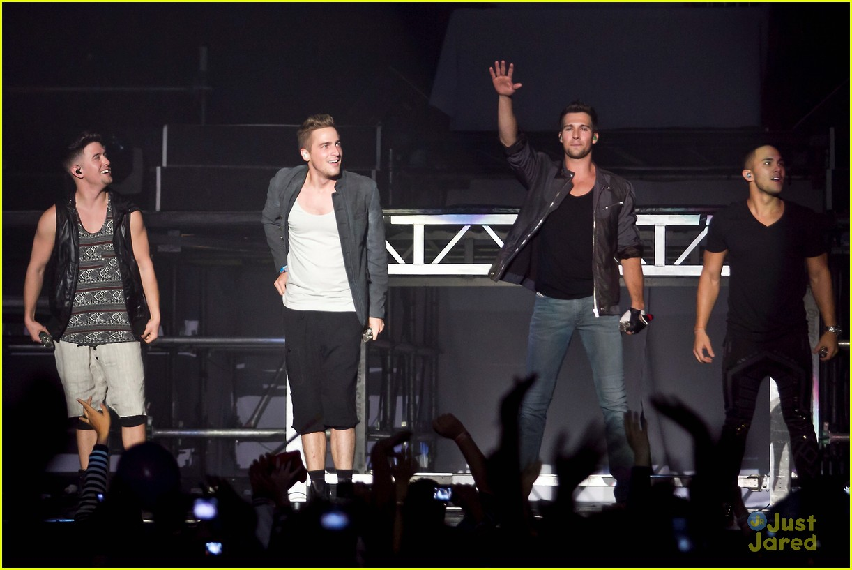 big time rush mexico city concert 06