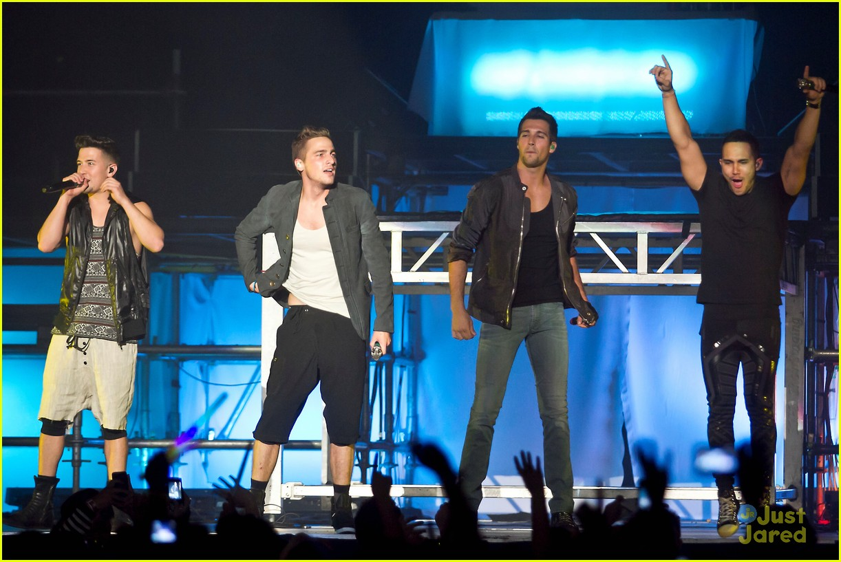 big time rush mexico city concert 08