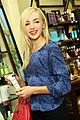 List-shop peyton list lovely at loccitane exclusive pics 09