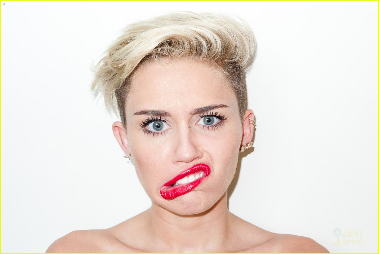 miley cyrus terry richardson photo shoot 03