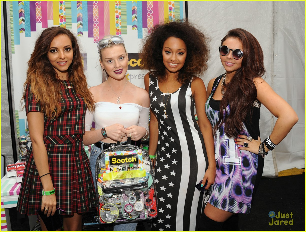 little mix teen choice awards 2013 05