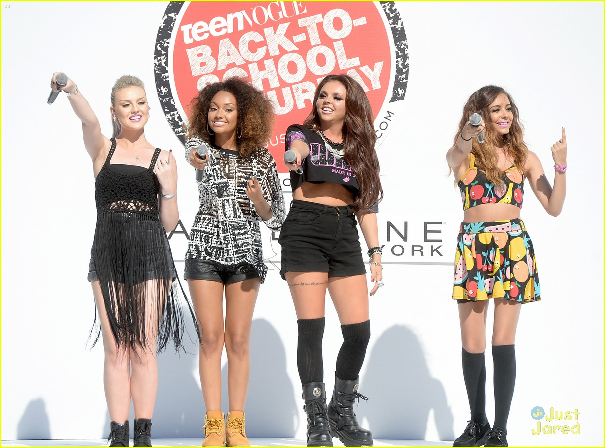little mix teen vogue bts event 21