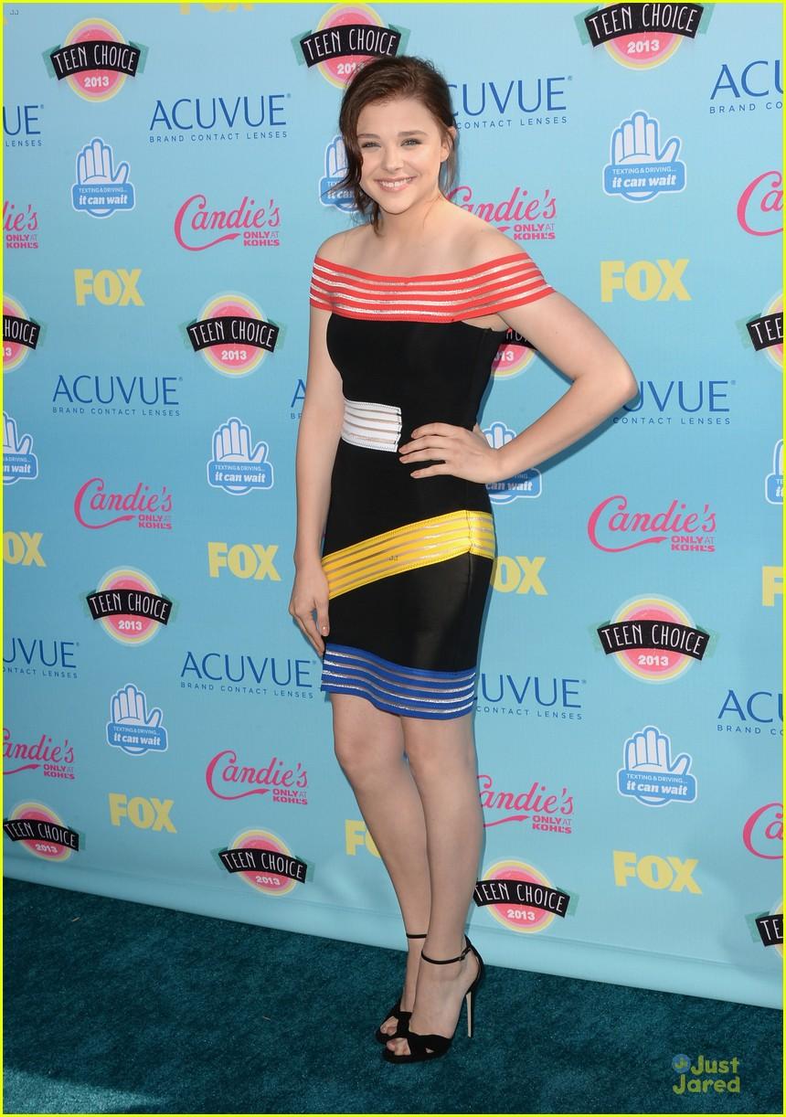 chloe moretz teen choice awards 2013 01