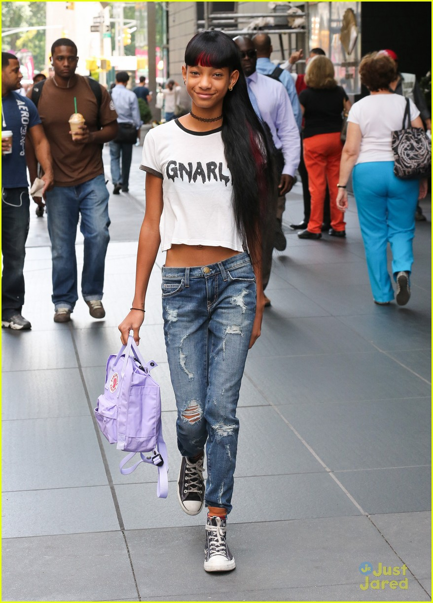 Willow Smith And Her Boyfriend 2013 Willow Smith Outfits 2...