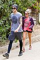 Tisdale-hike ashley tisdale christopher french hiking couple 11
