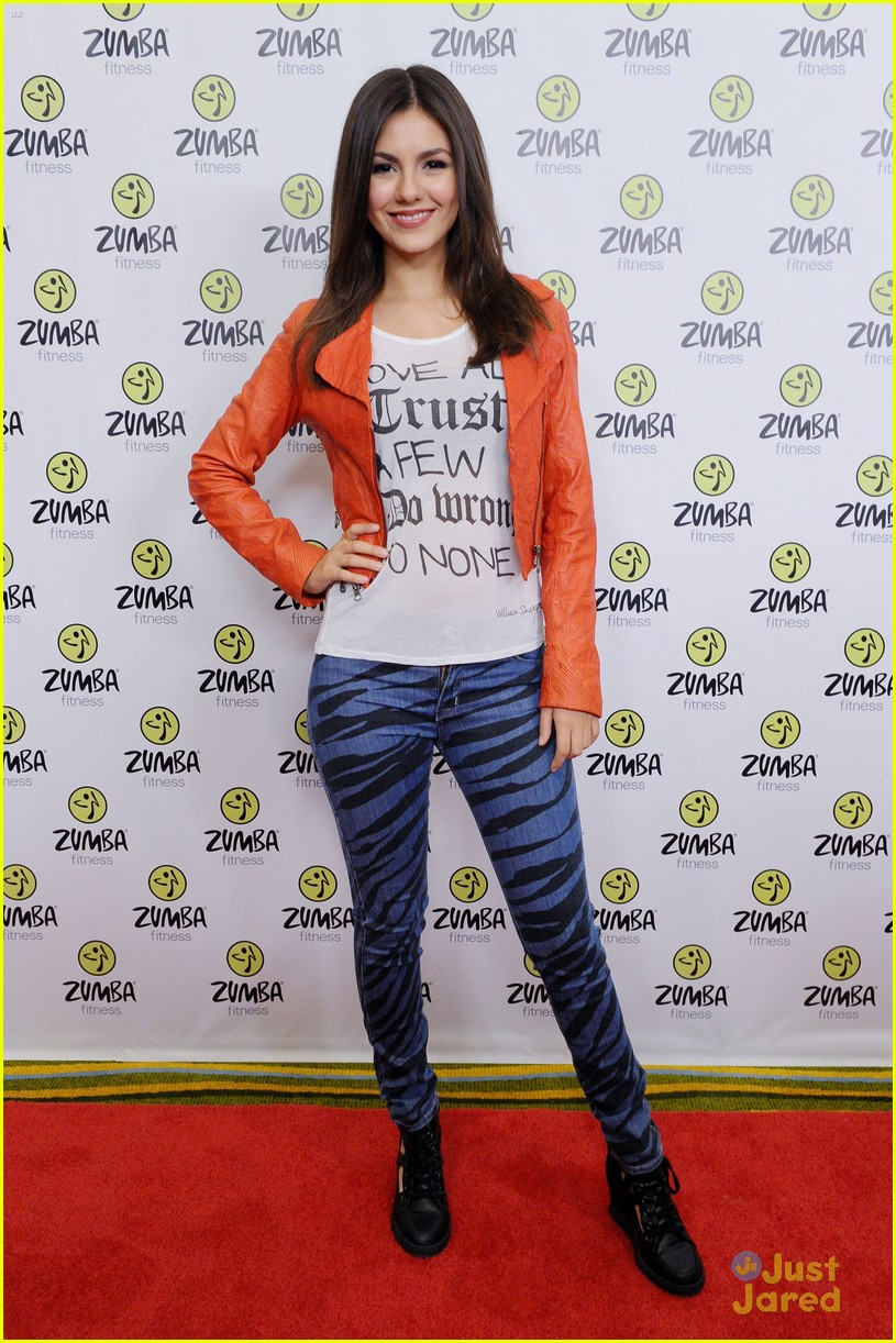 Victoria Justice Zumba Fitness Concert Photo 588501