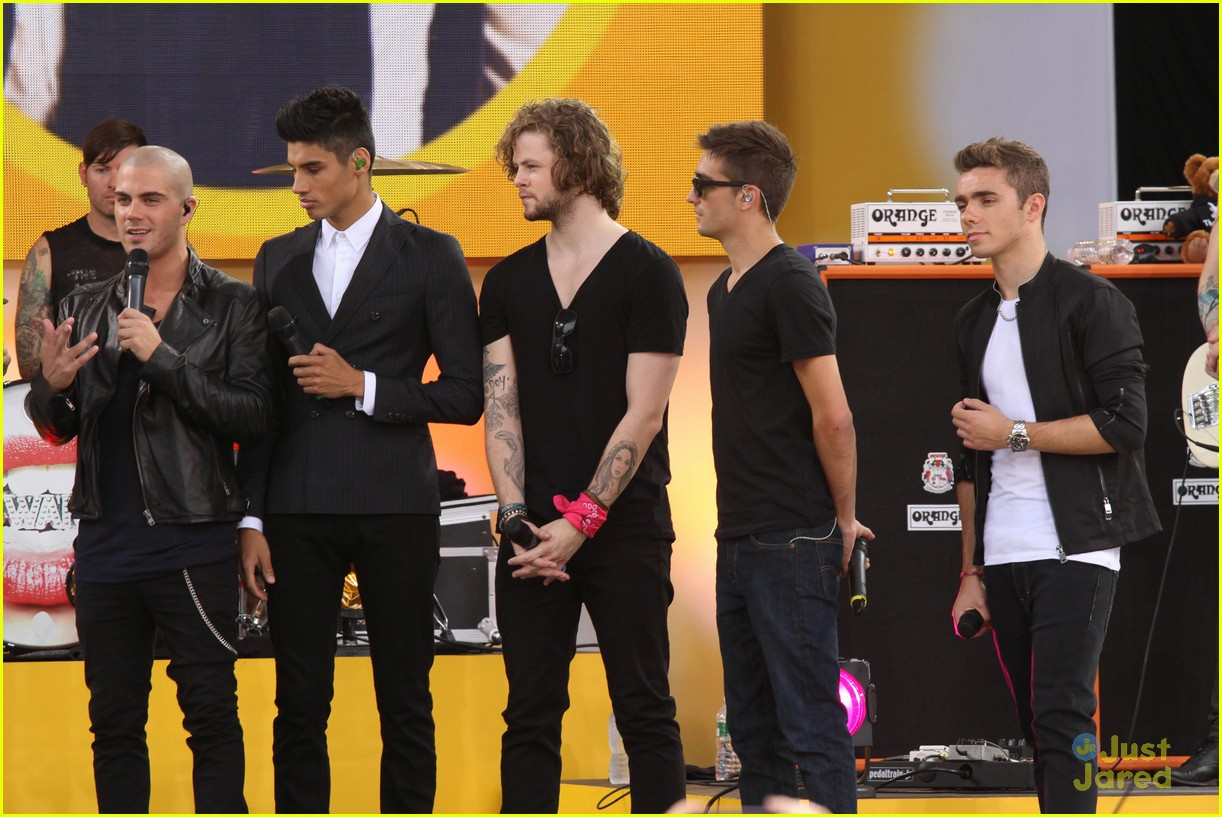 the wanted gma performance 19