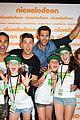 Btr-slime big time rush nick awards 17
