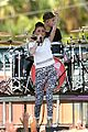 Cher-iheart cher lloyd ne yo iheart radio fest backstage 11