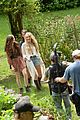 Danielle-dixie danielle bradbery heart dixie video shoot 03