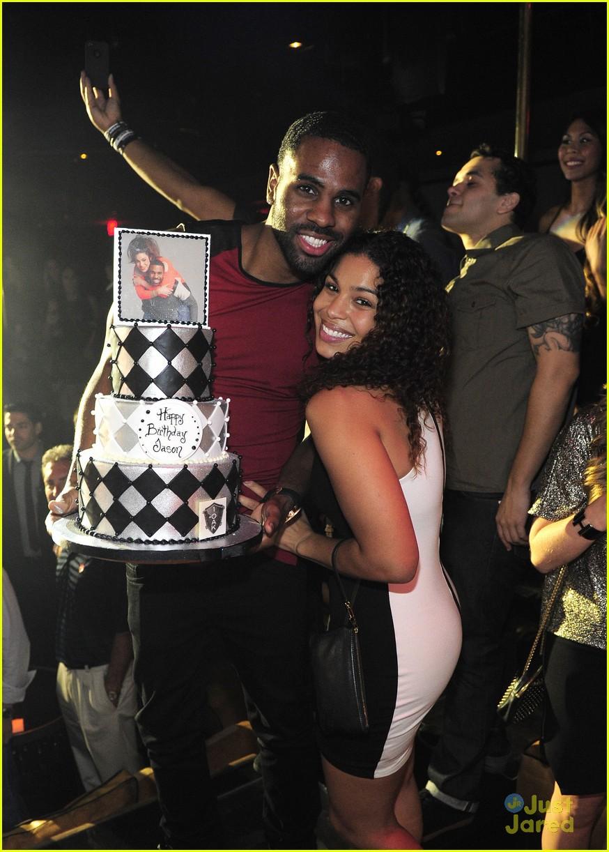 Jason Derulo Birthday Cake