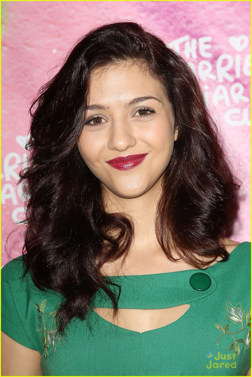 katie findlay ellen wong carrie diaries premiere pair 13