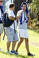 Harry-sweat harry styles sweats it out with his trainer 03