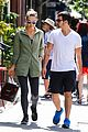 Joe-lunch joe jonas blanda eggenschwiler cafe gitane 06