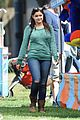Ariel-nolan ariel winter nolan gould mf fair filming 01