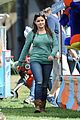 Ariel-nolan ariel winter nolan gould mf fair filming 03