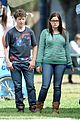 Ariel-nolan ariel winter nolan gould mf fair filming 07