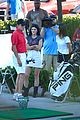Kendall-golf kendall kylie jenner step out after parents separate 14
