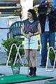 Kendall-golf kendall kylie jenner step out after parents separate 18