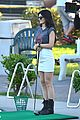 Kendall-golf kendall kylie jenner step out after parents separate 25