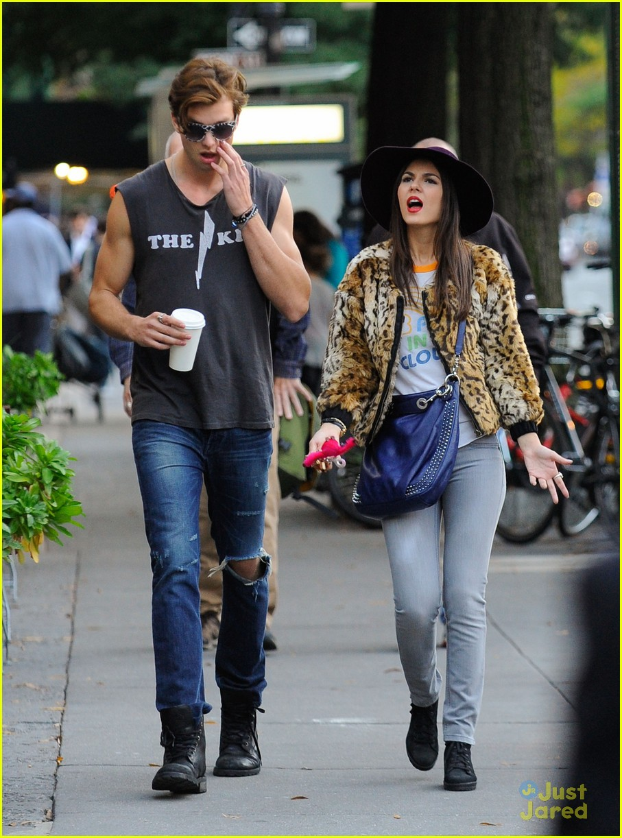 victoria justice and pierson fode relationship tips