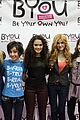 Girl-panelpics madison pettis olivia holt girltopia panel event 05