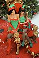 Glee-elves lea chris naya glee christmas scenes 10