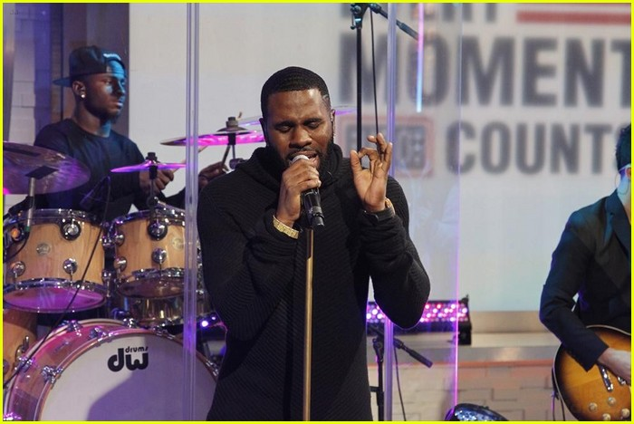 jason derulo military couple engaged gma 14