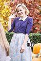 Jena-sam-gma sam claflin jena malone gma pumpkin 01