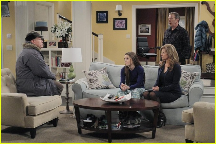 Last Man Standing Shoveling Snow Stills 13 Part 93