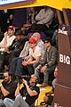 Efron-lakers zac efron camera courtside lakers game 06