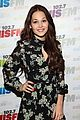 Madison-kelli kelli berglund brant daugherty madison pettis kiisfm jingle ball 25