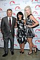 Ire-nyc ireland baldwin inspire gala 2014 with dad alec 01