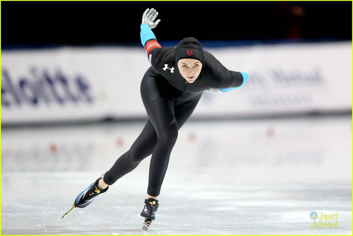 2014 Sochi Winter Olympics: Meet The Speed Skating Team ...