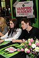 Zoey-houston zoey deutch lucy fry vampire academy meet greet dominic sherwood 06