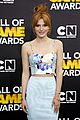 Bella-hallgame bella thorne tristan klier hall game awards 08