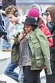 Amber-chord amber riley chord overstreet coat offer glee 04