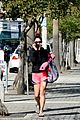 V-end vanessa hudgens ends week another yoga class 05