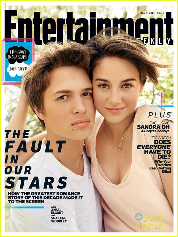 Shailene Woodley & Ansel Elgort are the Perfect Couple for ...
