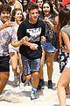 Dallas-miami cameron dallas splashes around shirtless in miami02