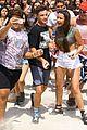 Dallas-miami cameron dallas splashes around shirtless in miami29