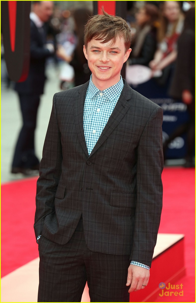 Dane Dehaan Spiderman London Premiere