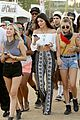 Jenner-hippie kendall and kylie jenner on an accesory hunt at coachella 201402