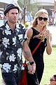 Laura-tom laura vandervoort tom welling reunion coachella 19