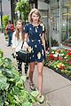 Swift-earthday taylor swift earth day floral dress 15